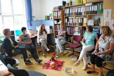 Fotoalbum Geusnheitsprävention für Lehrer*innen