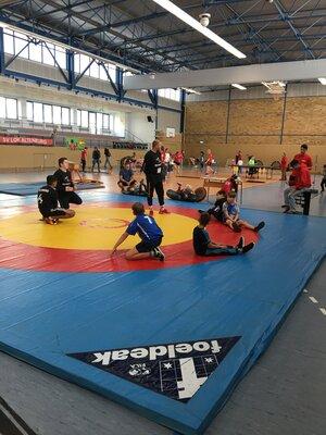 Fotoalbum Kindersport Schnuppertag