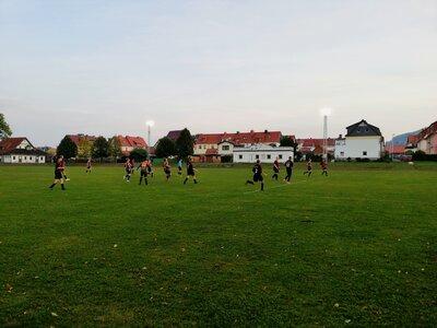 Fotoalbum B-Junioren Kreispokal Artern 02.10.2020