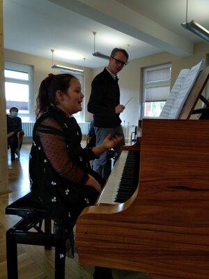 """Fotoalbum Klavierworkshop """"Energie für Nachwuchs"""""""