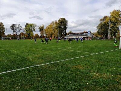 Fotoalbum 1. Herrenmannschaft Kreisliga SV Glückauf Bleicherode - VfB Friedetal Sollstedt1, 24.10.2020