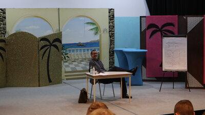 Fotoalbum Andreas Steinke vom mobilen Theater 2000 aus Magdeburg