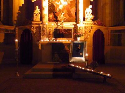 Fotoalbum Orgelandacht zur Friedensdekade in der Stadtkirche mit Kantor O.-B. Glüer