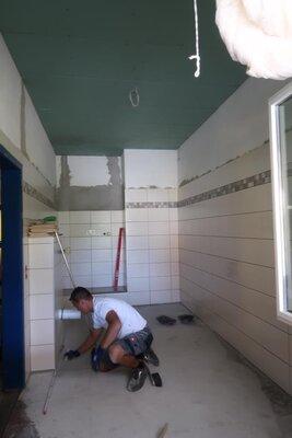 Foto des Albums: Renouvierungsarbeiten in der Kita 2020 (27.07.2020)