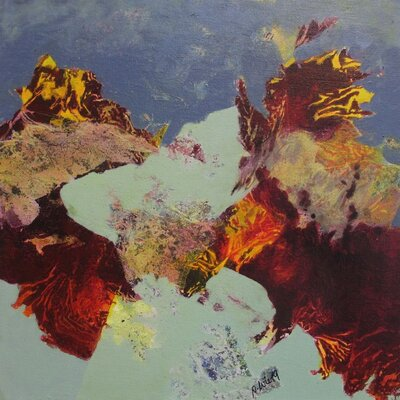 Fotoalbum Natürlich abstrakt – Paul Wienand – Malerei