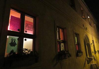 Fotoalbum Adventsfensteröffnen am Gemeindehaus - dieses Jahr mit anschließendem Beisammensein im Pfarrhof