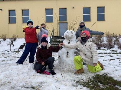 Fotoalbum Winterfreuden im Schnee
