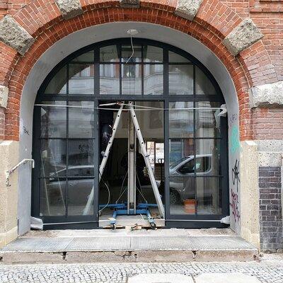 Fotoalbum BV.: Altes Postamt Moabit