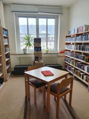 Foto des Albums: Bibliothek heute (23.03.2021)