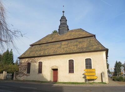 Fotoalbum In der Bad Schmiedeberger Friedhofskappele, errichtet im Jahr 1721, mit ihren interessanten Bodenfliesen, findet traditionell am Karfreitag der Gottesdienst statt.