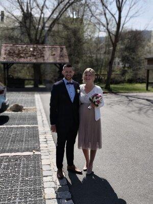 Fotoalbum Hochzeit Feuerwehrkameradin Svenja