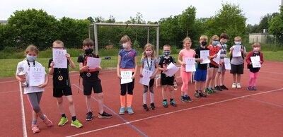 Fotoalbum Sportfest am Kindertag
