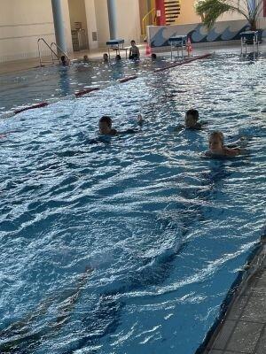 Fotoalbum Schwimmlehrgang der Klasse 3  2021