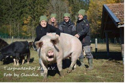 Fotoalbum Tiergnadenhof Zell e.V.