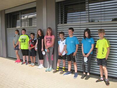 Fotoalbum Sportfest am 14.06.21