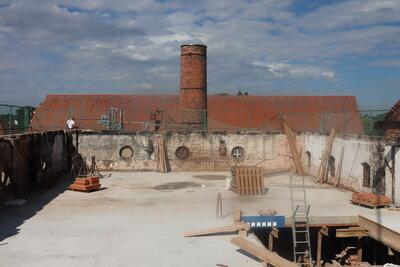 Fotoalbum Ein- und Ausblicke Baustelle Kultur|Kloster|Kyritz