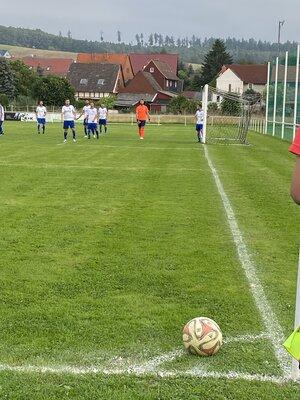 Fotoalbum 1. Herrenmannschaft - Kreisfreundschaftsspiel Bernterode