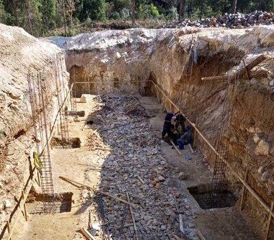 Foto des Albums: Wasserkraftwerk Tandala - Stahl für den ersten Beton (15.07.2021)