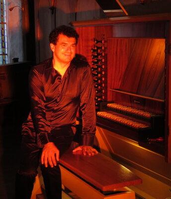 Fotoalbum Orgelkonzert mit Paolo Oreni aus Mailand