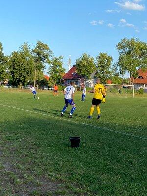 Fotoalbum 1. Herrenmannschaft - Kreisfreundschaftsspiel Leinefelde