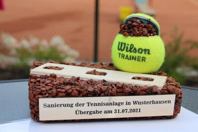 Fotoalbum 70 Jahre Tennisclub & Platzeröffnung