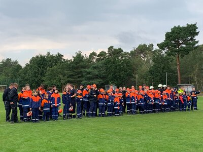 Fotoalbum Stadtjugendmeisterschaften 2021