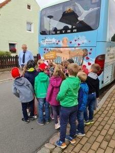 Fotoalbum Busschule Klasse 1