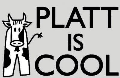 Platt is cool