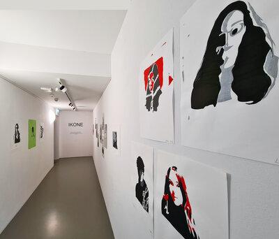 IKONE - Präsentation in der Museumsfabrik, Fotografin: Katharina Weise