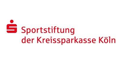 Mit freundlicher Unterstützung der Sportstiftung der Kreissparkasse Köln