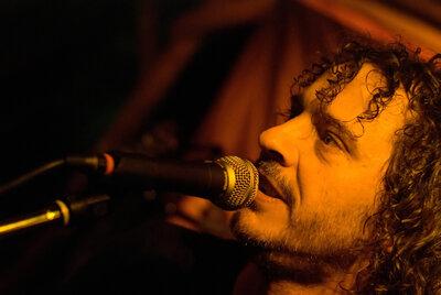 Musiker Gunnar Nilson aus Jena
