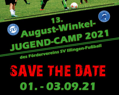 August-Winkel-Jugendcamp 2021