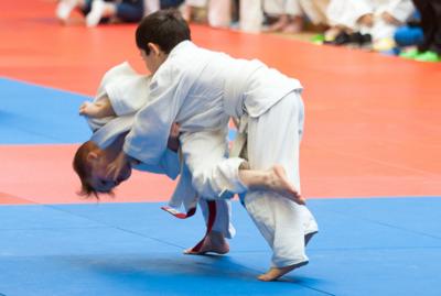 Judo - mehr als nur Rangeln