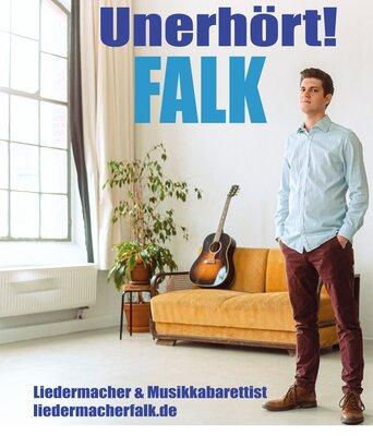 Liedermacher und Musikkabarettist Falk