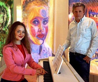 Kilian Saueressig & Laetitia Hahn