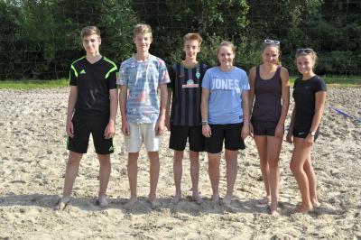 Fotoalbum Sportwoche 2016 Beachvolleyball