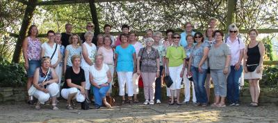Fotoalbum Holdorf - Fahrradtour Kleintierkrematiorium Badbergen
