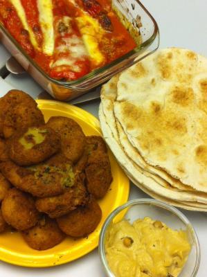 Fotoalbum Syrischer Kochabend