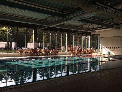 Fotoalbum Schwimmlager Lindow