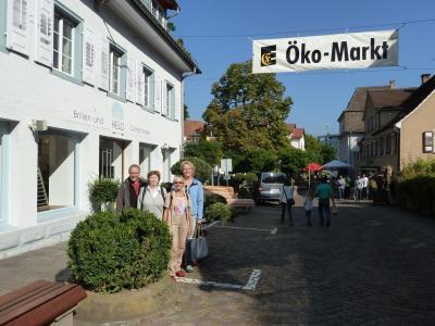 Fotoalbum Ökomarkt in Engen