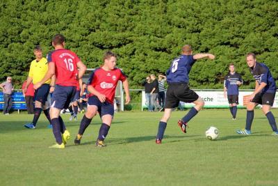 Fotoalbum Punktspiel gegen SV Spetzerfehn, 24.09.2016
