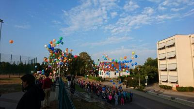Fotoalbum Luftballonwettbewerb 2016