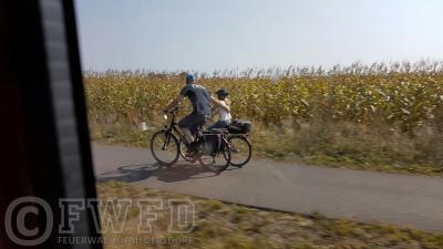 Fotoalbum Radtour der Jugendfeuerwehr nach Bindow und Dolgenbrodt