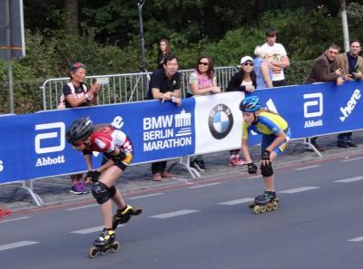 Fotoalbum 43. BMW Berlin-Marathon mit KidsCup-Finale