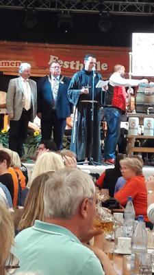 Fotoalbum Besuch aus Glossop - Bad Vilbeler Markt und Social Evening