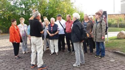 Fotoalbum Mit dem Familienzentrum zur Marienburg, Unesco-Welterbe Fagus-Werk u.a.