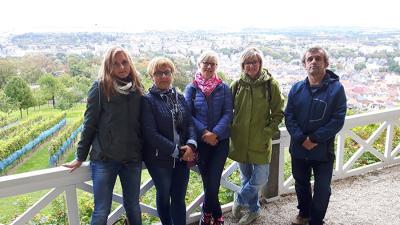 Fotoalbum Schüleraustausch 2016 in Gedern