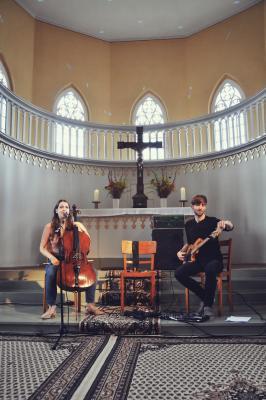 """Fotoalbum Festival """"Jenseits von Millionen"""" 2016 in der Stadtkirche Friedland"""