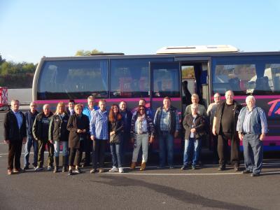 Fotoalbum Vereinsausflug zum Tegernsee 2016