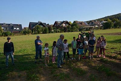 Fotoalbum Kartoffelfest an der IGS Bovenden